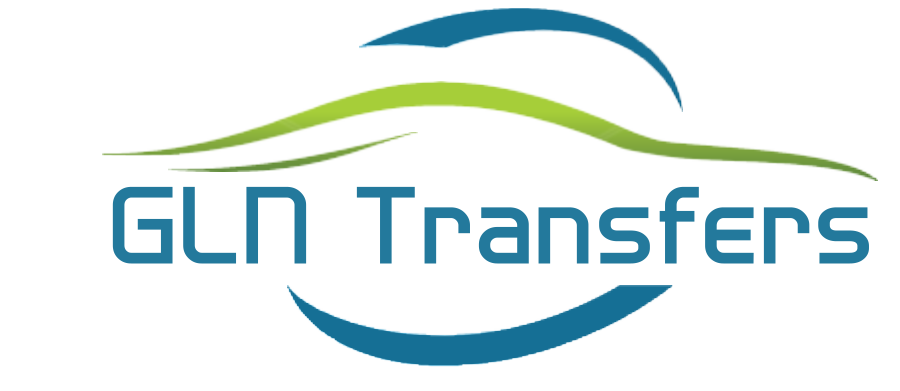 GLN Transfers Logo of Car Abstract
